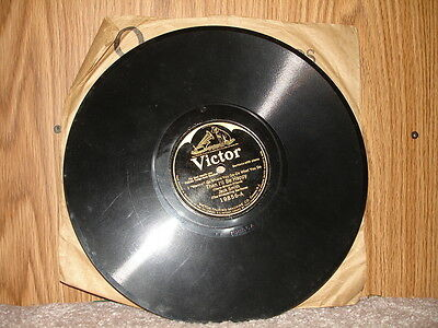 """Victor 19856 Jack Smith - Then I'll Be Happy / Are You Sorry? 1926 10"""" 78 RPM"""