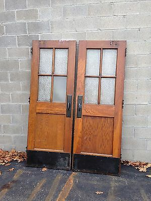Two Sets Available Double Door Double Doors