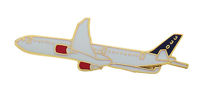 Airbus A330 Airliner Pin Badge - P191