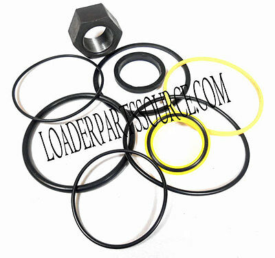 New Holland L555 Skid Steer Bucket Tilt Cylinder Seal Kit