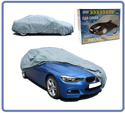 Large All Weather Water Rain Resistant Breathable Full Car Cover Sun Protection