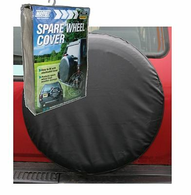 "New MAYPOLE 94431 31"" Inch 4x4 Large Spare Wheel Cover"