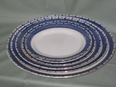 Burleigh Ware Sandon Oval Serving Platter Various Sizes Pattern No. 3622B  Lot B