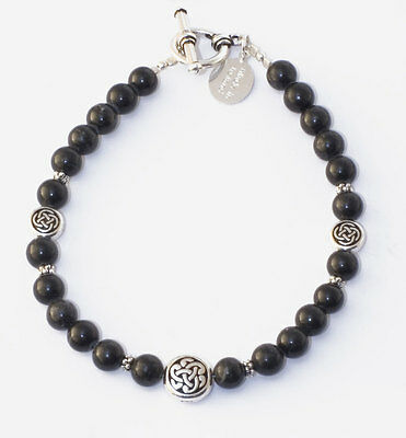 Kilkenny Marble Celtic Bracelet, Made In Ireland  Designed At All That Glisters