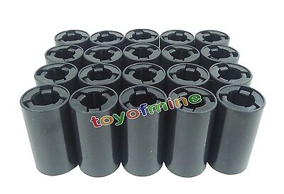 20 pcs battery Adaptor Converter Case 2A AA to C Size Battery