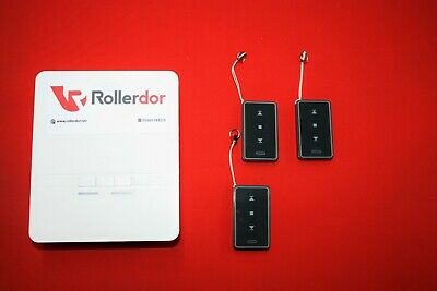 Roller Garage Door Receiver Box RD1X3 with 3 Transmitters