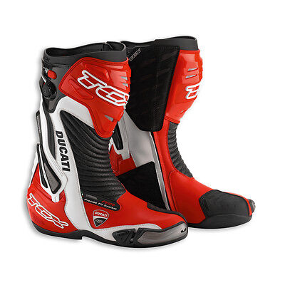 Botte Racing  DUCATI Corse  TCX taille 44  *NEUF* - 981020244 -