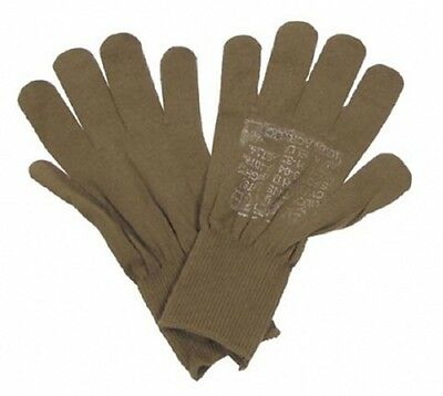 US Army Finger Handschuhe Coyote tan