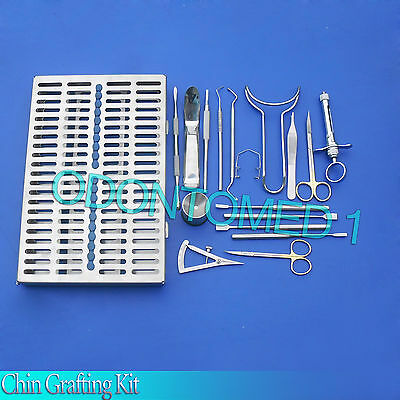 Chin Grafting Kit Surgical Dental Instruments,DS-616