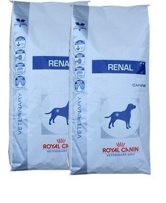 2x14kg Royal Canin  Renal RF 14 Veterinary Diet