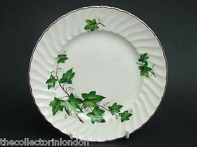 Vintage Swinnertons Royal Wessex Somerset Ivy Side or Size Bread Plates 17cm VGC
