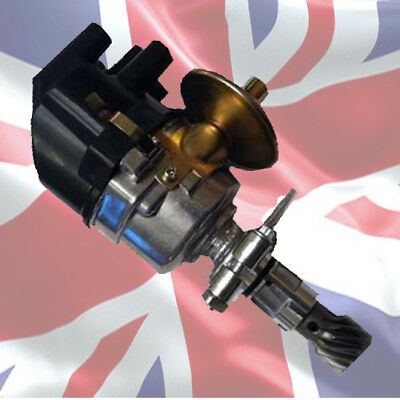 Stealth 45D SC Electronic ignition Distributor For Ford Cross Flow & Pre X-flow
