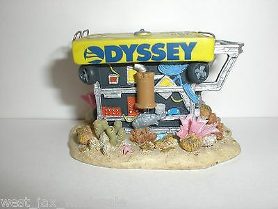 Odyssey Zeus ROV Remotely Operated Vehicle Shipwreck Marine Collectible Lot of 2