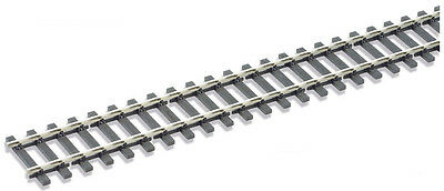 "PECO SL-700FB 10 x 36"" Flat Bottom Code 143 '0' Gauge Flexible Track Section New"