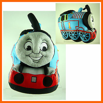 "10"" Thomas The Tank Engine Train Classic Stuffed Soft Plush Toy Doll + CHARM"