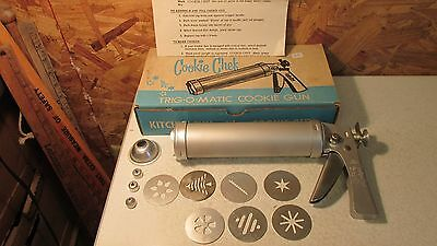 Cookie Chef Cookie Gun Set  #46
