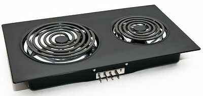 NEW Jenn-Air Expressions Line Electric Coil Cooktop Cartridge Assy. Black AC110B