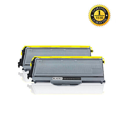 2 High Yield For Brother TN360 Toner Cartridge HL-2140 HL-2170W MFC-7340 7840W