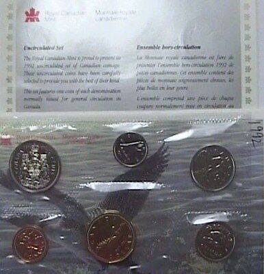 1985 Official RCM Proof Like PL Set in package
