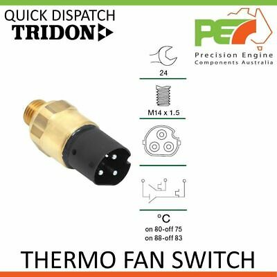 New Genuine * TRIDON * Thermo Fan Switch For BMW 316i 318i 318iS 318Ti E36 1.6L