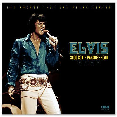 Elvis Presley - 3000 South Paradise Rd - FTD 116 New / Sealed CD - NOW DELETED