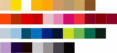 Make your 8 colors kit-31 COLOR Siser Heat Press Transfer Vinyl TO CHOOSE FROM