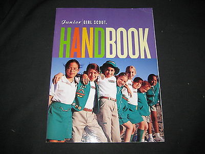 Junior Girl Scout Handbook, 2001 printing