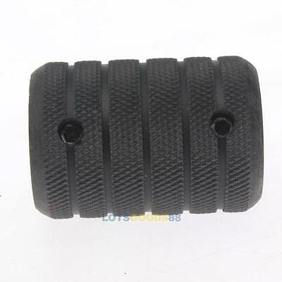 New 1x Durable Handle Grip with Knurling For Tattoo Equipment Machine Plastic #L