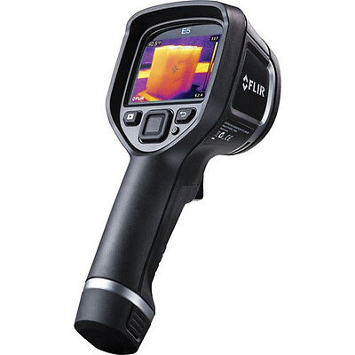 FLIR E5 Compact Infrared Camera  MSX® Lightweight Thermal Imaging Camera FLIRE5