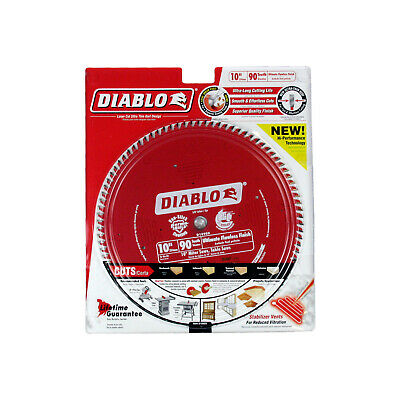 Freud D1090X Diablo 10-inch 90T Ultimate Flawless Finish Miter Saw Blade