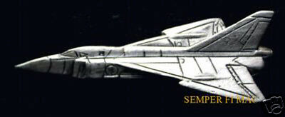 CF-105 ARROW AVRO RCAF AUTHENTIC PEWTER PIN