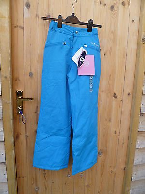 FREE COUNTRY black BLUE PINK SKI SNOW BOARD PANTS INSULATED WATER WIND RESISTANT