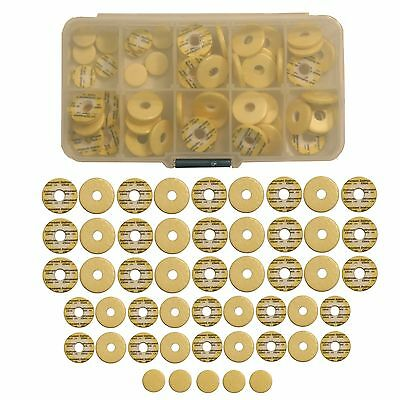 IC300, Flute Pad Assortment of 50, Choose Sizes, Made in USA!