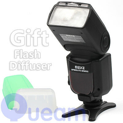 Meike MK-950 Mark II TTL Slave Wireless Flashgun Speedlite for Nikon F Camera