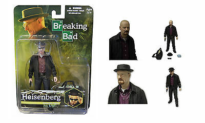 Breaking Bad Actionfigur WALTER WHITE (HEISENBERG) Mezco NEU&OVP
