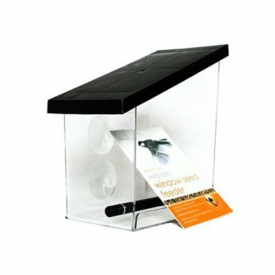 CHAPELWOOD WINDOW SEED FEEDER £7.99 our price £5.99