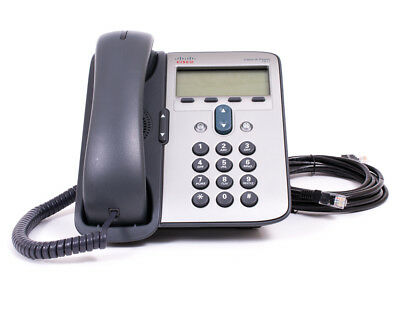 Cisco CP-7911G IP Phone **12 Month Warranty** FAST & FREE Delivery Incl VAT