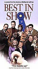 Best in Show (VHS, 2001) BRAND NEW, SEALED......008