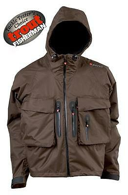 Greys NEW Strata All Weather Wading Jacket for Fly Fishing RRP £159.99