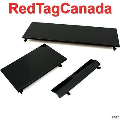 Black Replacement Door Slot Cover Lid Part for Nintendo Wii Console System - CAN