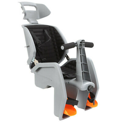 """Beto Deluxe - Bike Baby Seat With Alloy Bicycle Rack Suits 700C & 26"""""""