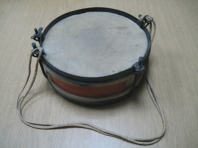 Pioneer DRUM Old Soviet RUSSAIN CCCP USSR Orcestra Russian Army Lenin Communist