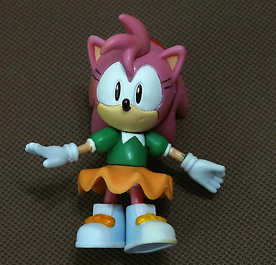 Sonic the hedgehog AMY ROSE  action figure KDI7