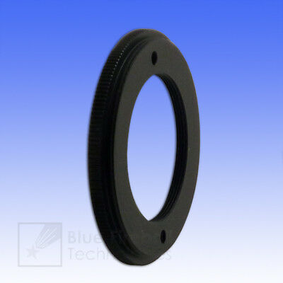 "T / T2 Female Thread to M28.5 (1.25"" Filter) Female & T Male Thread Adapter T-10"