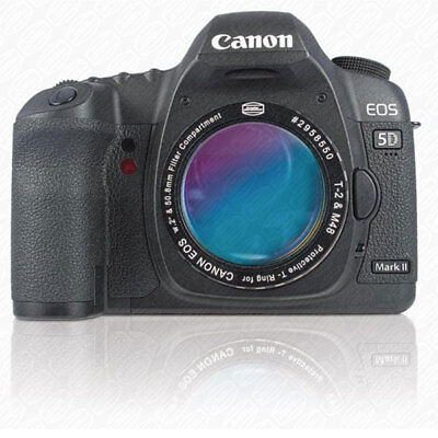 Baader Canon EOS DSLR T-Ring with UHC-S Nebula Filter # DSLR-UHC 2958550N