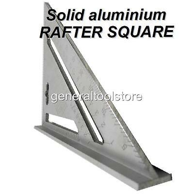 Solid Aluminium Heavy Duty Roofing Rafter Square Roof Angles Pitches Oa23