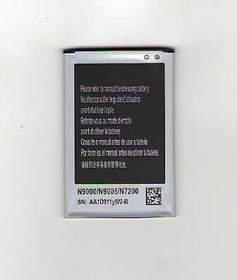 Lot Of 2 New Battery For Samsung N7200 N9000 N9005 Galaxy Note 3 At&t T Mobile