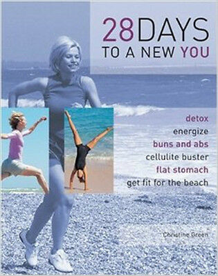 28 Days To A New You by Parragon