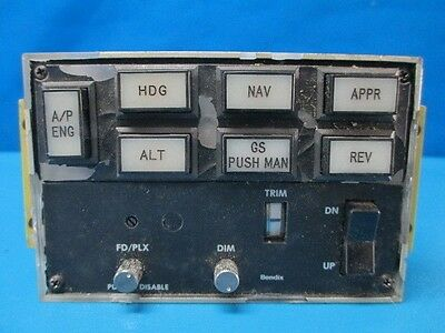 Bendix FC-813F Flight Controller P/N: 4000256-8508 (7659)