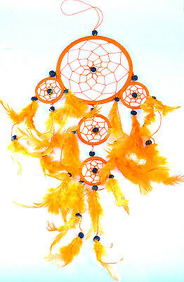 CAPTEUR/ATTRAPEUR DE REVE/DREAM CATCHER COUNTRY ORANGE dreamcatcher